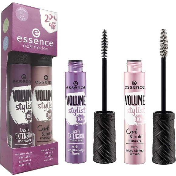 Essence Makeup Volume Stylist Mascara Duo Poshmark